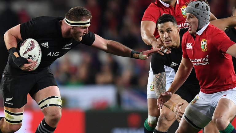 test Twitter Media - Warren Gatland has taken a swipe at the All Blacks' style of play during their 30-15 victory over the Lions: https://t.co/PefFzyjjMR https://t.co/FocvZuT44H