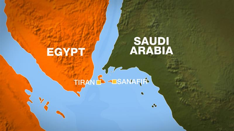 How Israel gains from Egypt-Saudi Red Sea islands deal