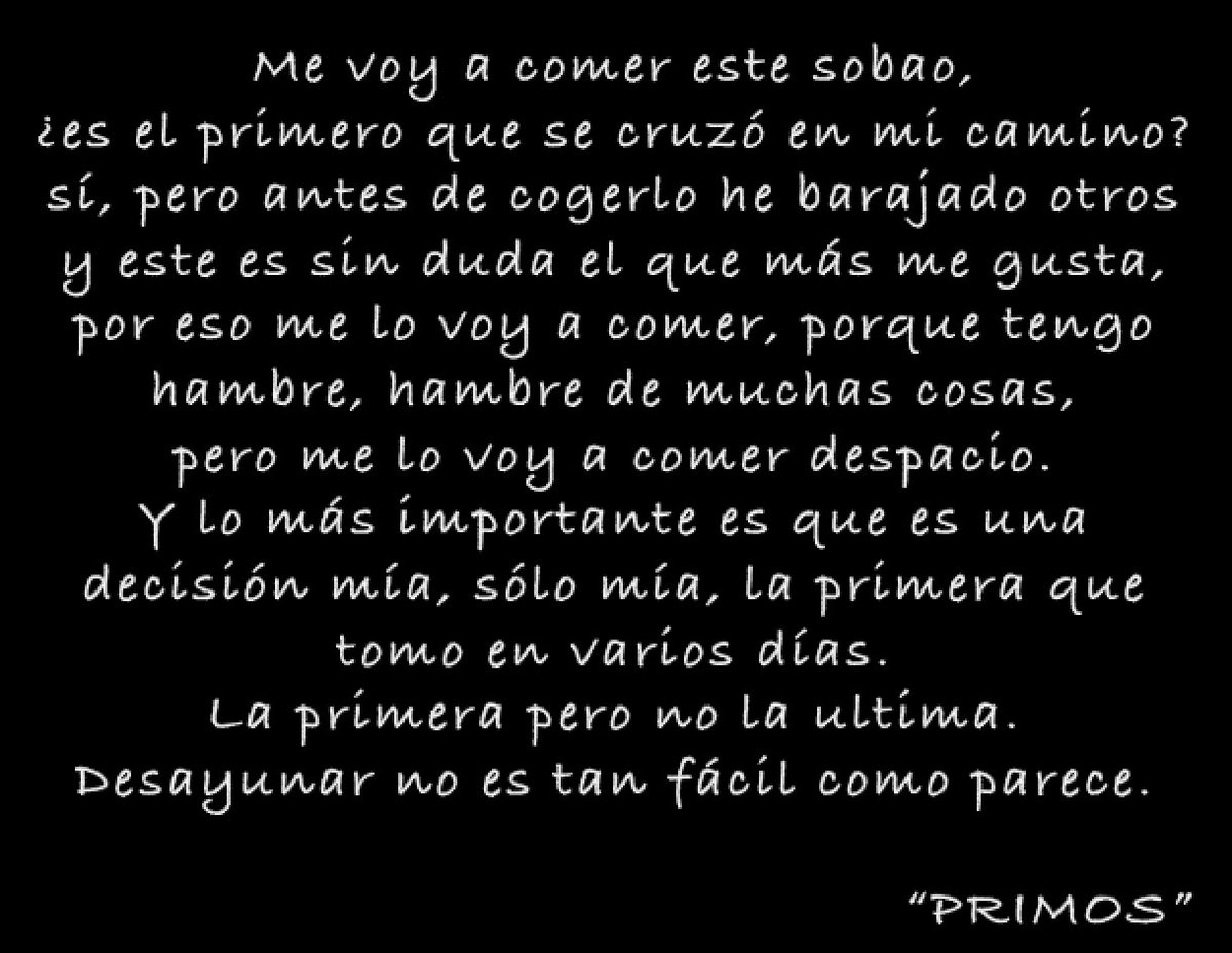 #Primos