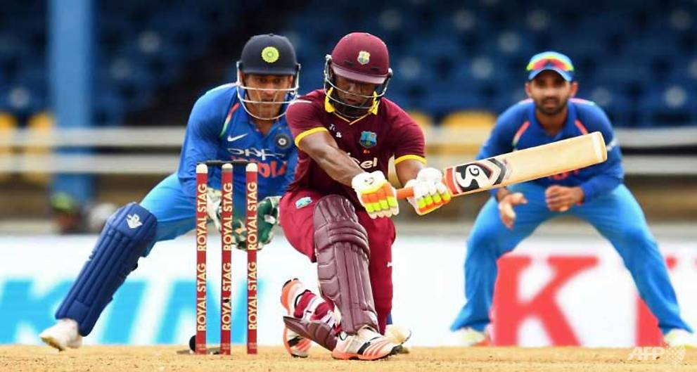 India rout hapless West Indies by 105 runs