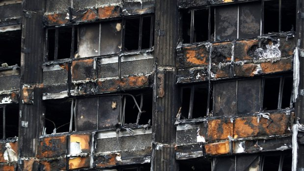 London fire: All samples from UK high-rise towers fail fire safety tests