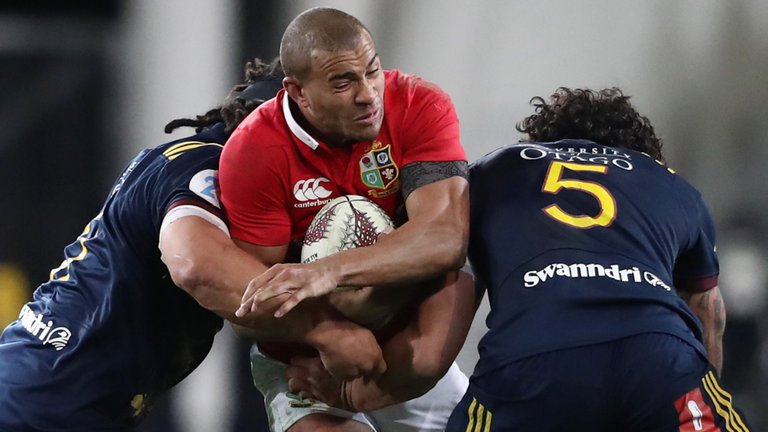 test Twitter Media - Jonathan Joseph ready to play on wing in second Lions Test: https://t.co/8cy2Z91s01 https://t.co/aRuCmMZGt9