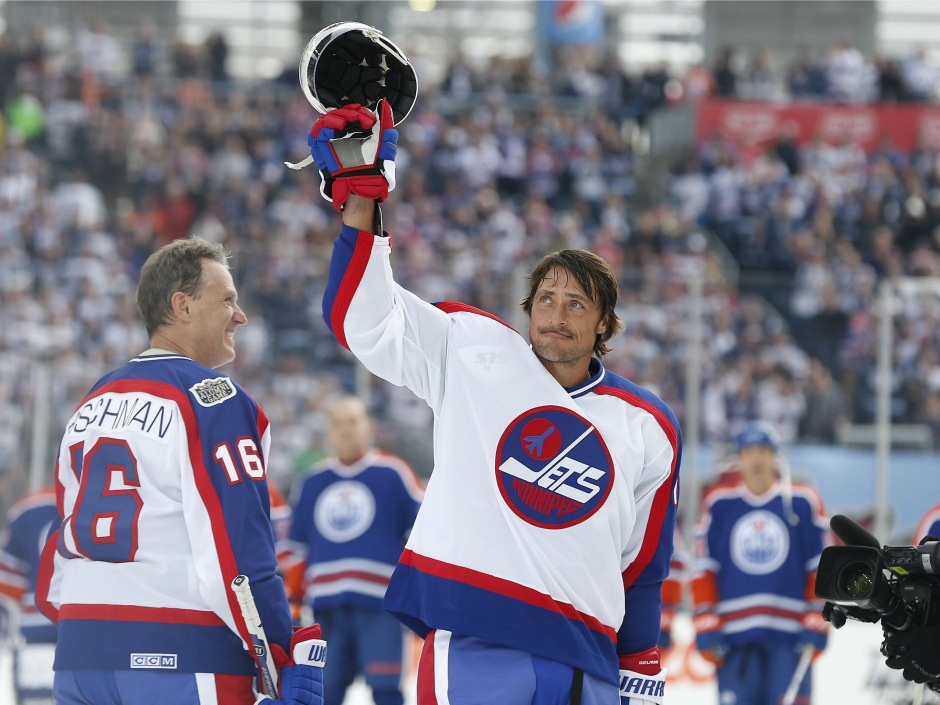 Four can make it, but only one player is a lock for this year's Hockey Hall of Fame class