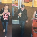 Police Looking for Credit Card Theft Suspects