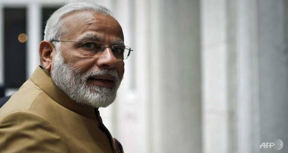 India's Modi meets US execs ahead of first encounter with Trump