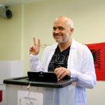 Albania's Socialists set to win parliamentary vote: exit poll