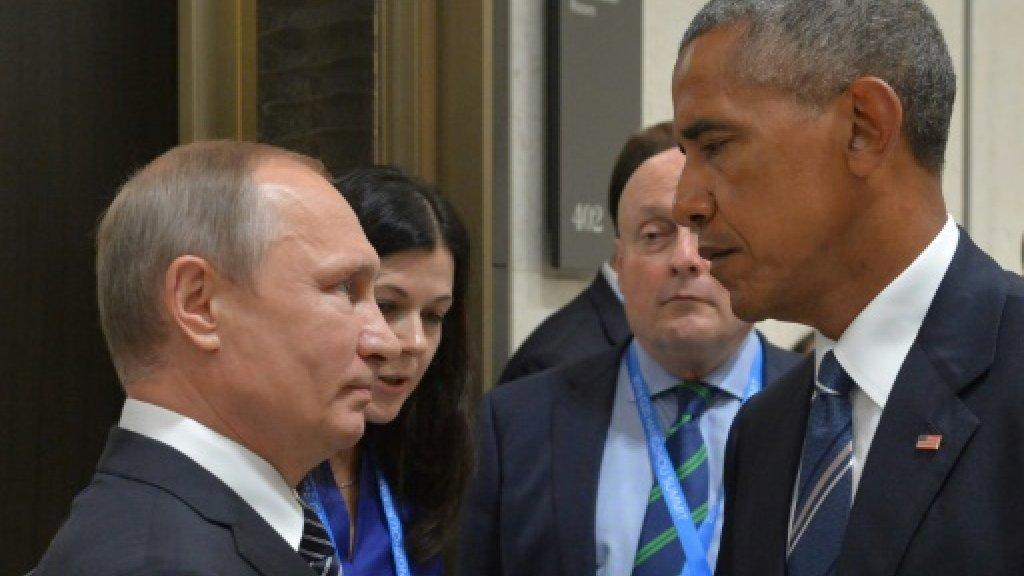 Trump, and 2 Democrats, criticize Obama's response to Russia hacking