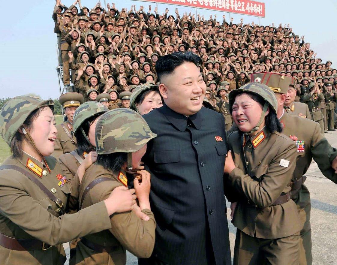 США готовят спецоперацию по устранению Ким Чен Ына?
