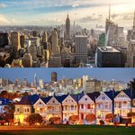 New York, San Francisco top most expensive cities list in the U.S.
