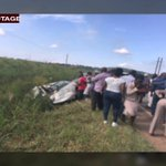 Nine dead, thirteen injured in accident along Masaka road