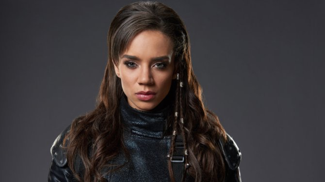 Kill some time with our exclusive look at the joyous return of @Killjoys on SyFy.