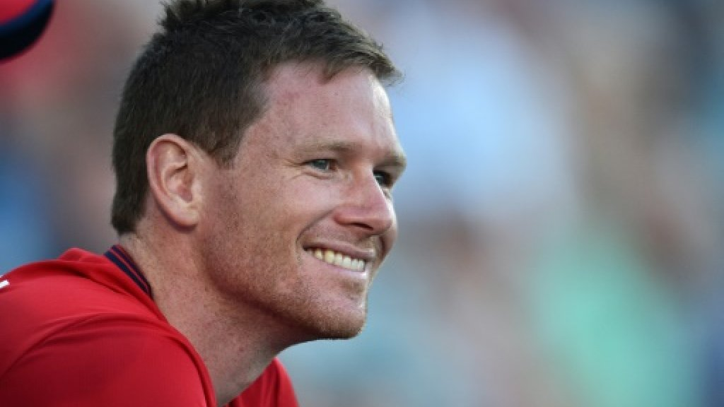 Morgan defends dropping himself for S. Africa T20 finale
