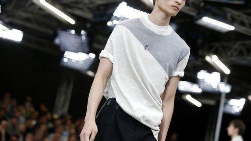 Lanvin fuses sartorial and street to cap Paris menswear week