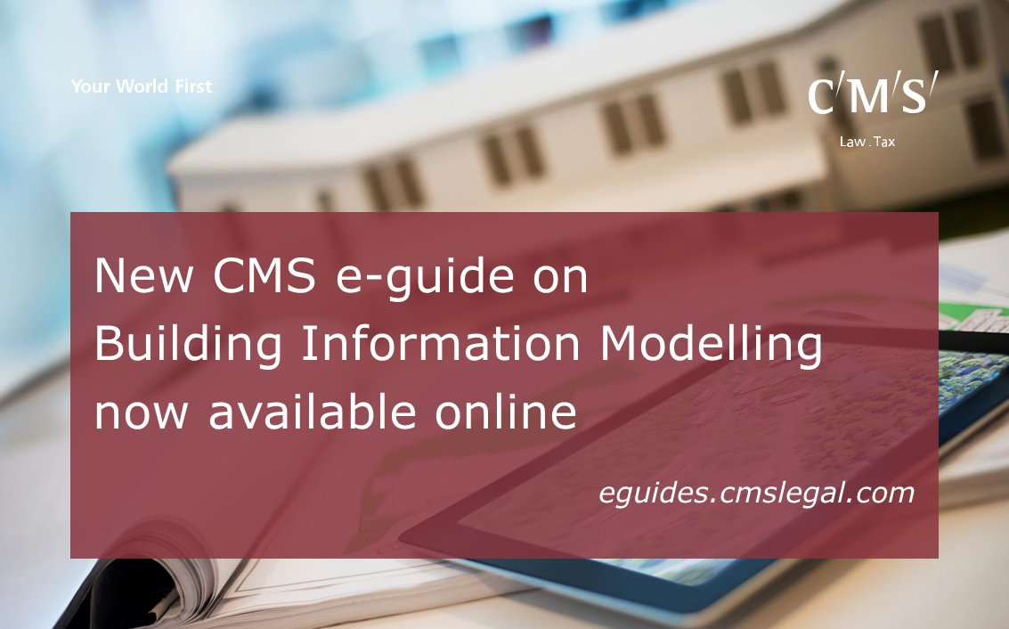 test Twitter Media - Our Construction team is delighted to announce the launch of the CMS e-guide on Building Information Modelling: https://t.co/BkaM722w6r https://t.co/XubZ2sycAb