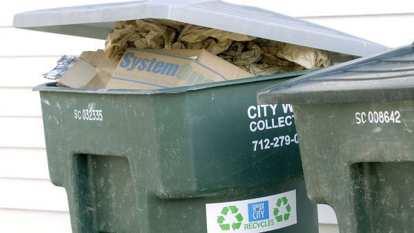 Solid waste collection delayed July 4