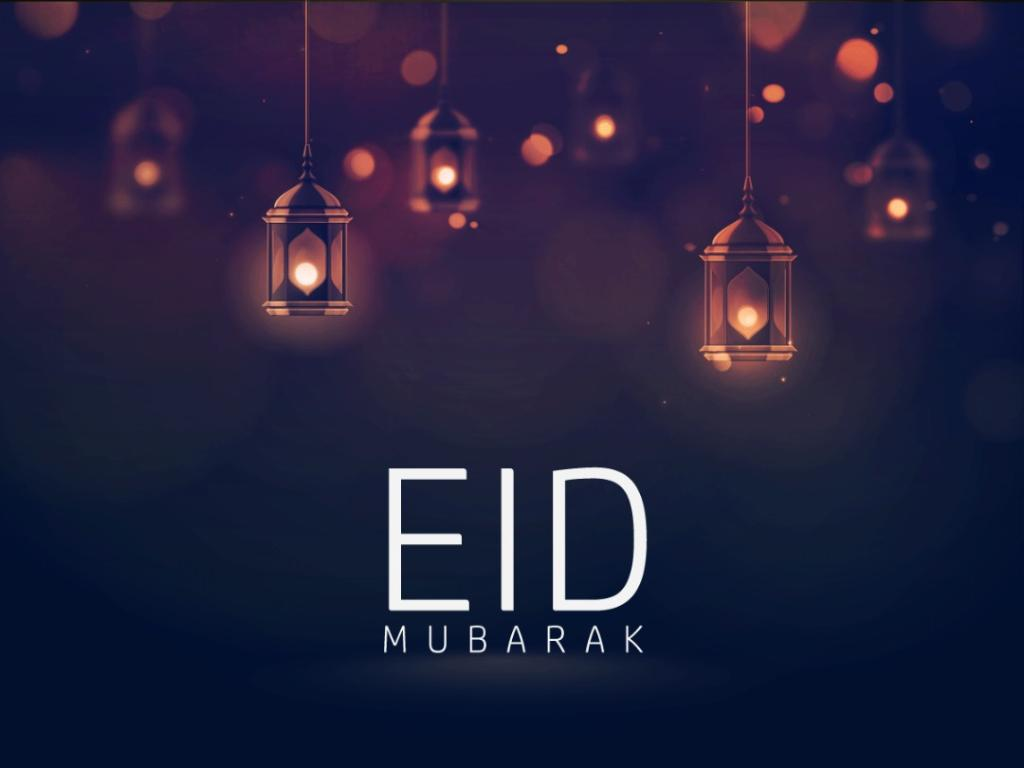 May this Eid bless you and your loved ones with lots of happiness, warmth, and peace