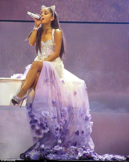 HAPPY BIRTHDAY.. LOVE YOU.. ARIANA GRANDE..