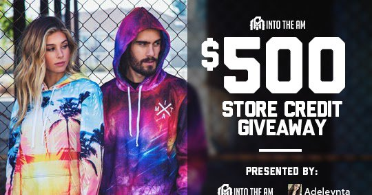 Win $500 Store Credit Giveaway
