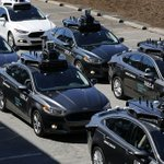 Cities lure self-driving car jobs in a gold rush
