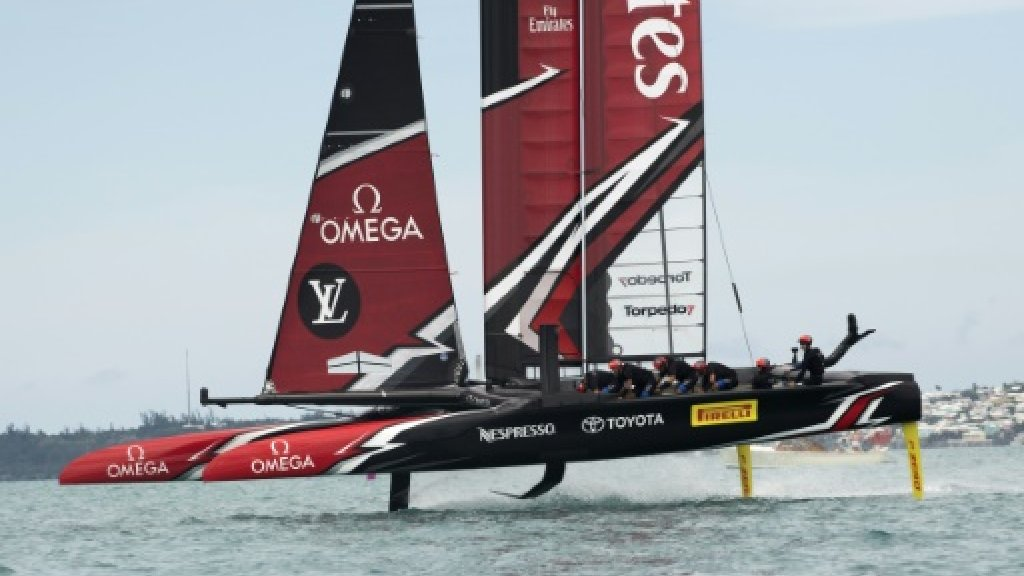 New Zealand stretch lead over USA with another America's Cup win