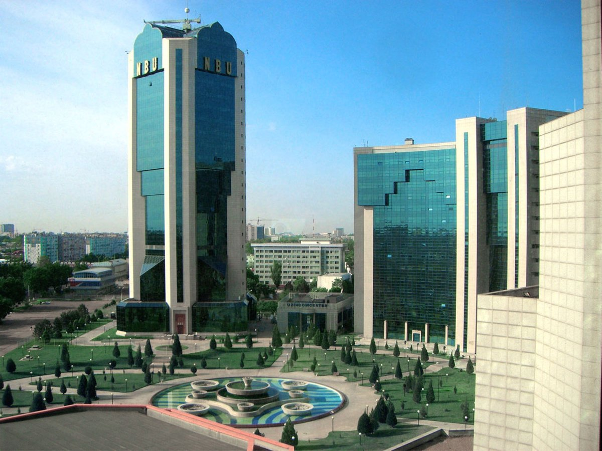 Uzbek Central Bank raises refinancing rate