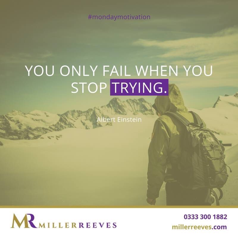 test Twitter Media - #MondayMotivaton You only fail when you stop trying. https://t.co/q1xfyrBmC2