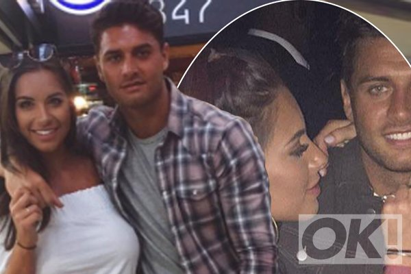 Love Island's Jess and Mike look cosy on night out out after making romance CONFESSION