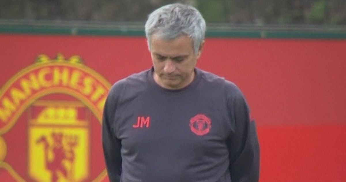 Manchester United boss Jose Mourinho posts touching photo on Instagram after dad Felix dies aged 79