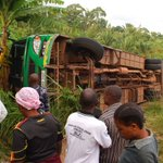 Scores injured in Bundibugyo bus accident