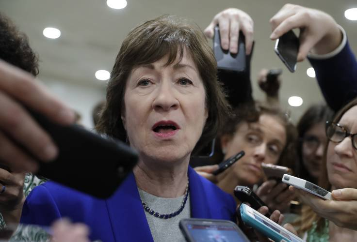 Senate GOP faces key week as more senators waver on health care bill