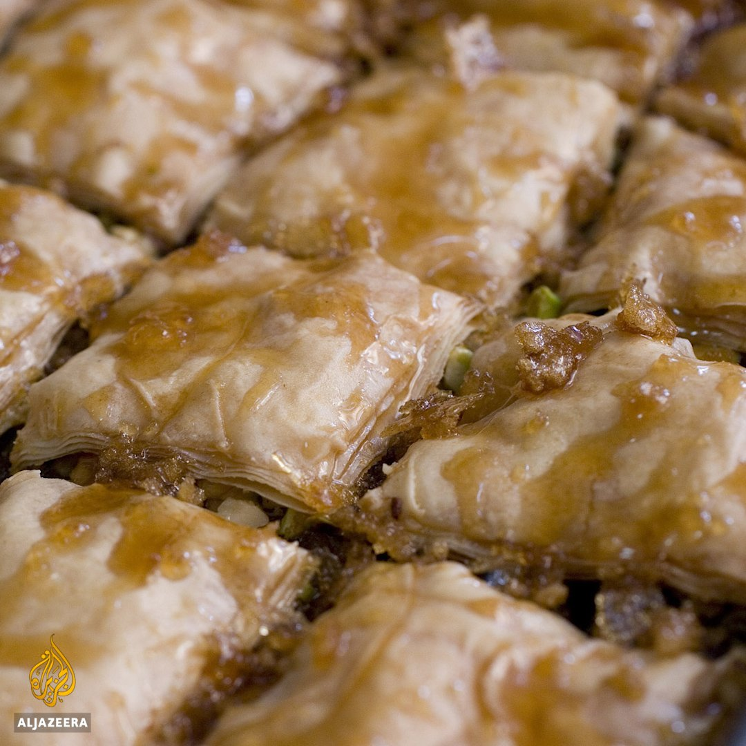 The art of making baklava is serious business in Turkey