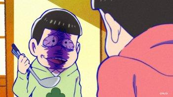 毎週月曜、テレビ東京にて「おそ松さん」第1期シリーズが再放送中!本日深夜2時05分からは、第13話「事故?」ほかがOAで