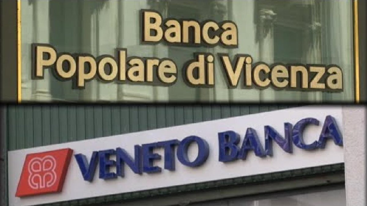 ?? Italian government bails out two regional banks