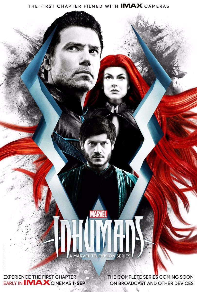 #Inhumans