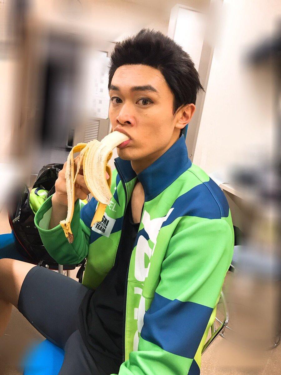 長塚乃彦!誕生日おめでとう!!あなたを演じることができて本当に幸せです☺️大阪でもよろしくね😊お祝いのバナナだ!!!!!