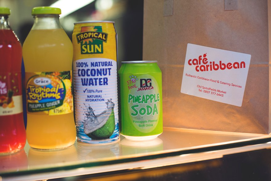 Cafe Caribbean London's Best Jamaican Food