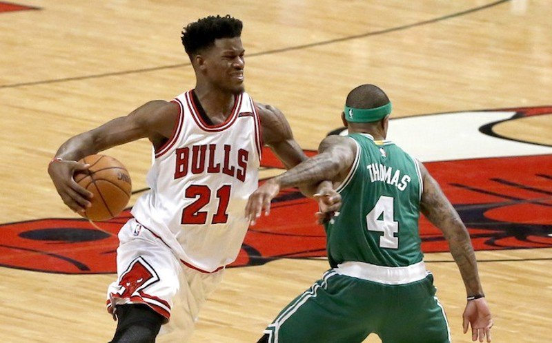 Jimmy Butler: From Texas to NBA stardom to Timberwolves