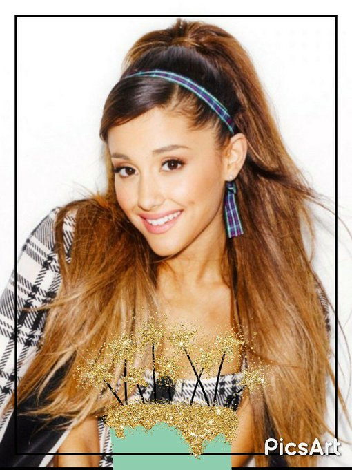 June,26th Ariana Grande  Happy Birthday