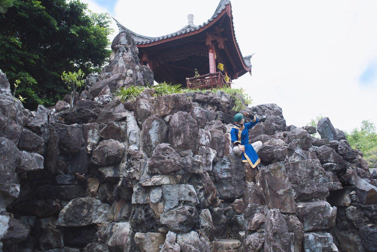 【暁のヨナ/ジェハ】僕はジェハ右足に龍を宿す美しき怪物だよ以後よろしくphoto/まこと