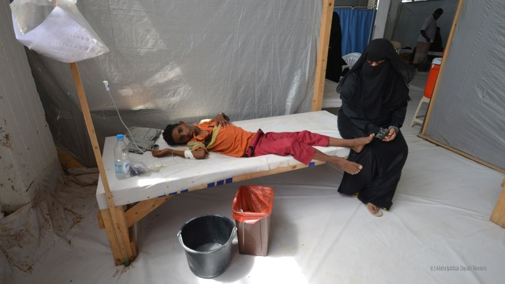 test Twitter Media - Worst #cholera outbreak in Yemen. > 1,300 people have died & as many as 300,000 could become infected by end of Aug. https://t.co/nRB6islzSc https://t.co/ie3qur81zM