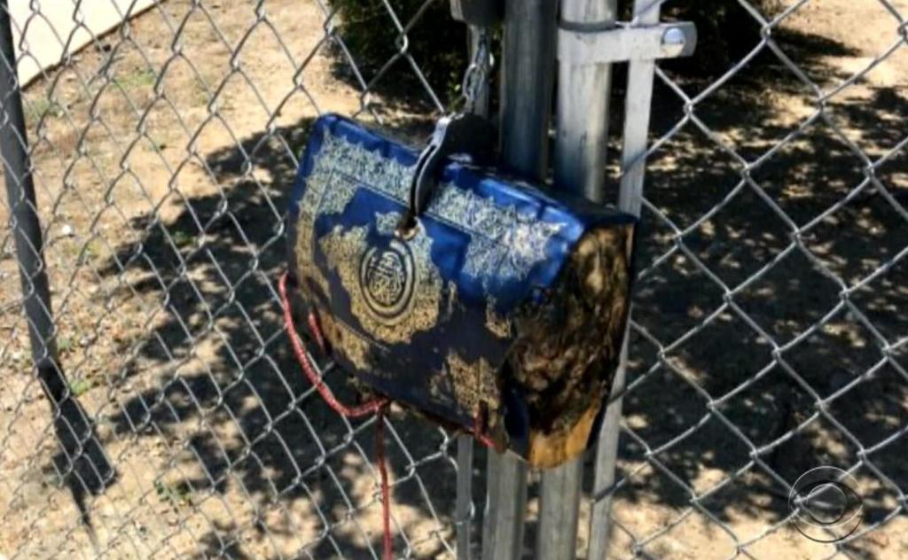 Northern California police investigate possible anti-Muslim hate crimes