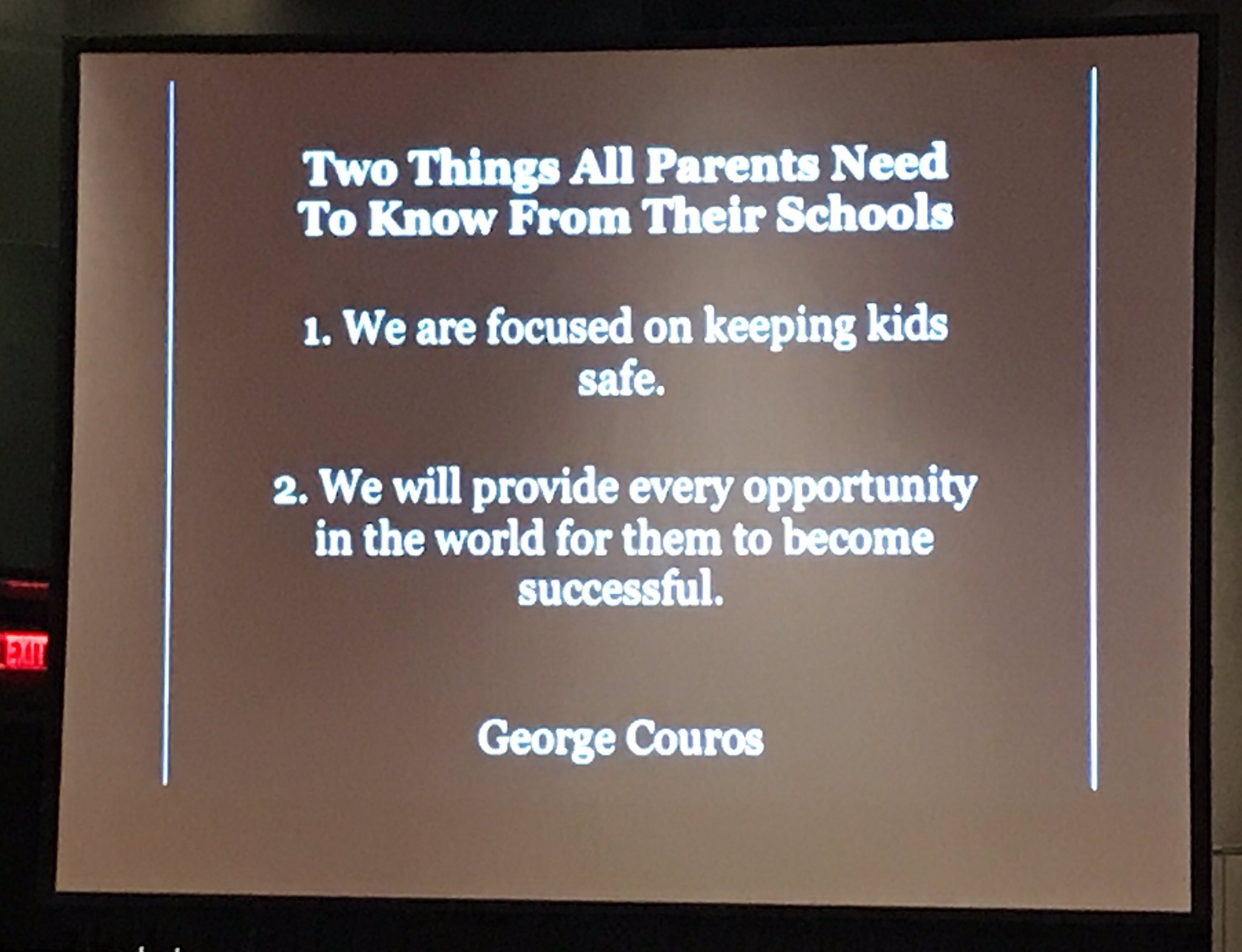 This is what I say to our Ss' parents.  Don't we want to hear this from our schools?  #iste17gc #ISTE17 @gcouros https://t.co/M9ee6UZmQw