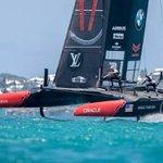 America's Cup: Team New Zealand beat Oracle to reclaim Auld Mug in Bermuda