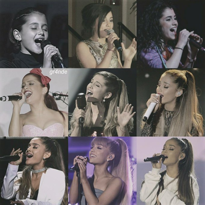 Happy birthday Ariana Grande Butera you made my life better every single day, ilysm
