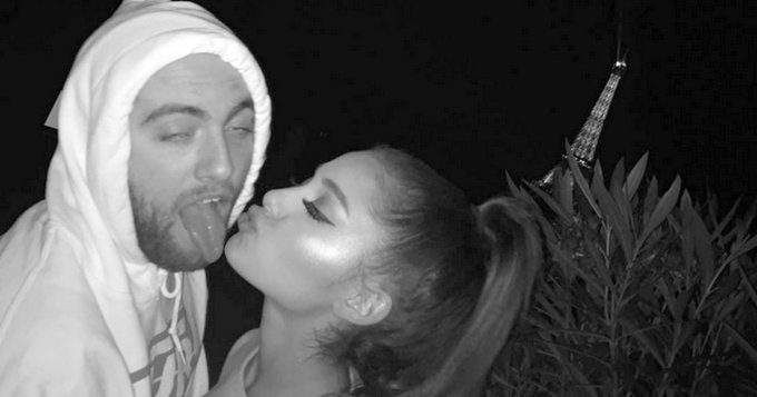 Mac Miller gushes over Ariana Grande on her 24th birthday:
