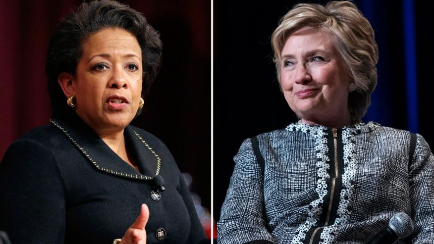 'QUEASY FEELING': Key Dem questions Lynch's order to Comey to soft-pedal Clinton probe