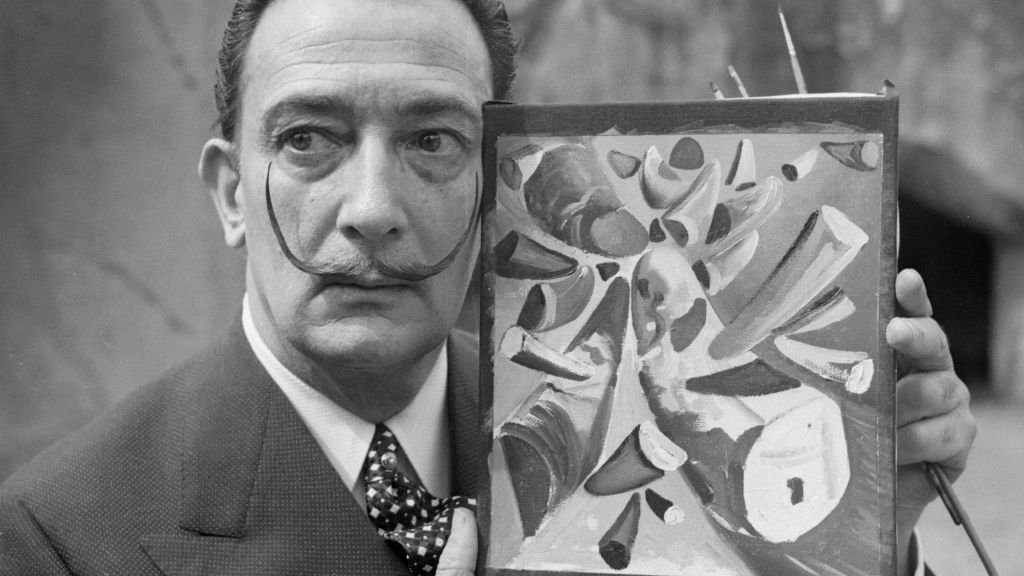 Spain to exhume body of Salvador Dalí in wake of paternity claim