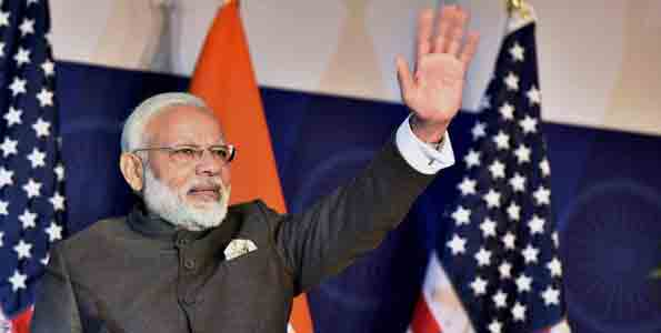 Indian PM brims with optimism in first Trump meeting