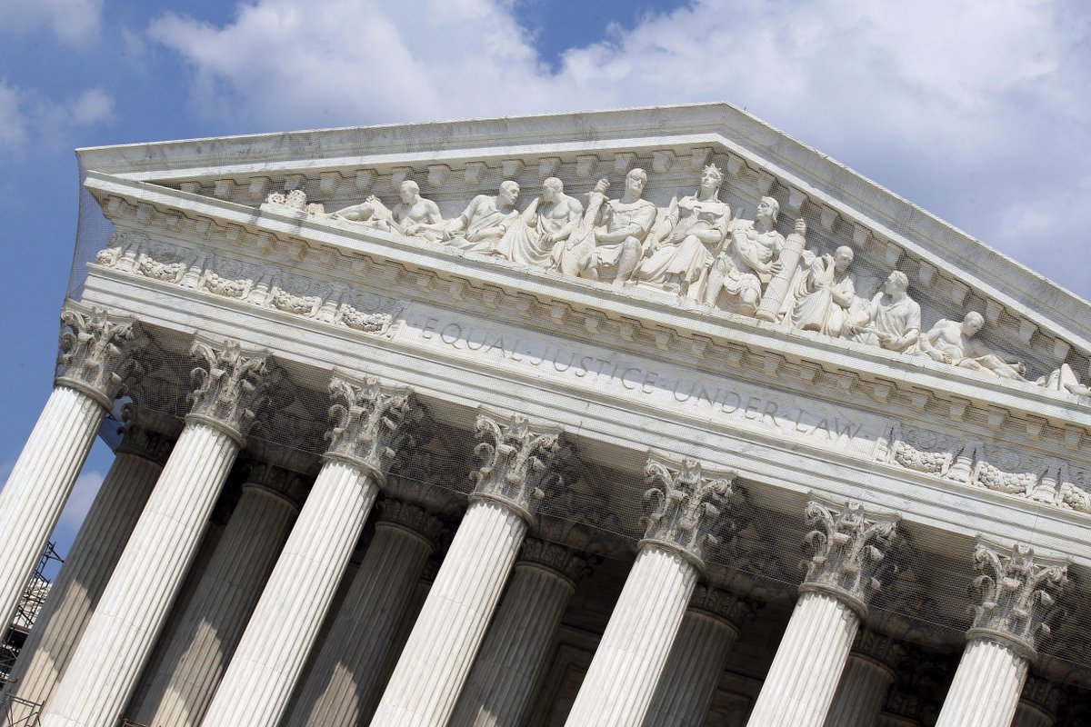 BREAKING news: U.S. Supreme Court reinstates Trump travel ban