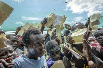 SPLA soldiers accused of abducting 13 South Sudanese refugees in Uganda